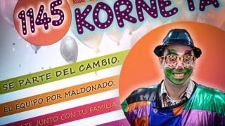 ¿Quién es el Payaso Korneta?  - Audios - DelSol 99.5 FM