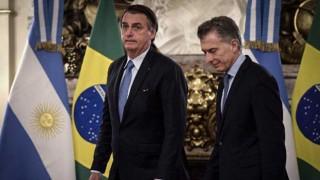 La visita de Jair Bolsonaro a Mauricio Macri - Titulares y suplentes - DelSol 99.5 FM