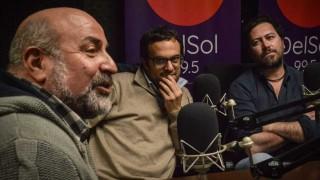 Un viaje al fútbol de los 80 y 90 de la mano de Peña y Trasante - Entrevista central - DelSol 99.5 FM