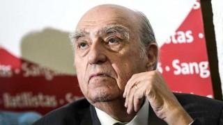 """Para Sanguinetti, """"eliminar la ley de caducidad es una propuesta propagandística"""" - Entrevistas - DelSol 99.5 FM"""