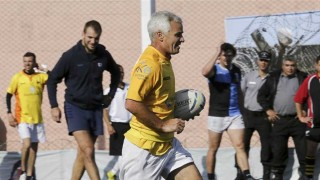 El rugby en cárceles como camino para la reinserción - Audios - DelSol 99.5 FM