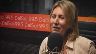 La vida de Claudia García, la importancia de los vínculos afectivos y el día que superó el cáncer - Charlemos de vos - DelSol 99.5 FM