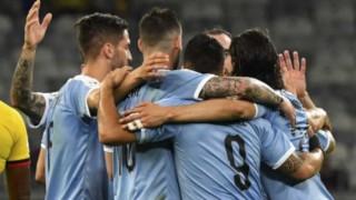 """""""Un gran trabajo colectivo de Uruguay para llevarse una victoria que ilusiona"""" - Comentarios - DelSol 99.5 FM"""