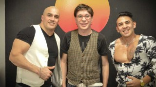 El show de Marcel Daset y Las Bestias - Tio Aldo - DelSol 99.5 FM