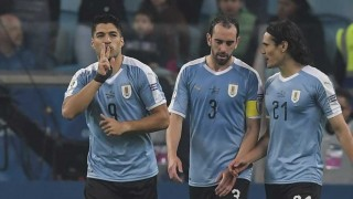 Uruguay 2 - 2 Japón - Replay - DelSol 99.5 FM