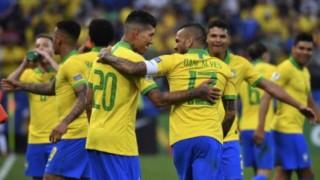 """""""Brasil regaló un muy buen fútbol y saca chapa en la Copa América"""" - Comentarios - DelSol 99.5 FM"""