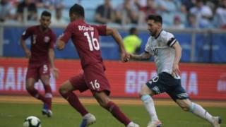 Argentina 2 - 0 Qatar - Replay - DelSol 99.5 FM