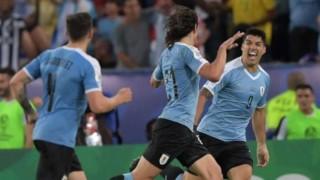 """""""Uruguay salió a buscar el partido en el segundo tiempo y aprovechó la oportunidad para ganar"""""""