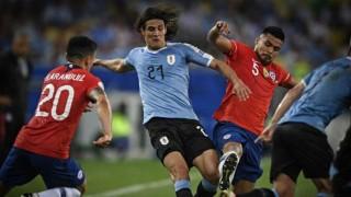 La victoria de Uruguay ante Chile por la Copa América 2019 - Titulares y suplentes - DelSol 99.5 FM