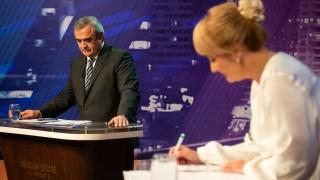 Análi del debate que no es debate y datos de la fuga de Rocco - Columna de Darwin - DelSol 99.5 FM