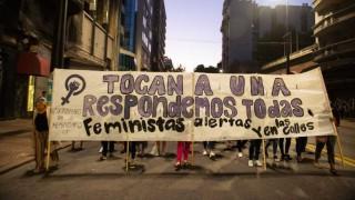 """""""Marchamos con rabia, con bronca"""" - Entrevistas - DelSol 99.5 FM"""