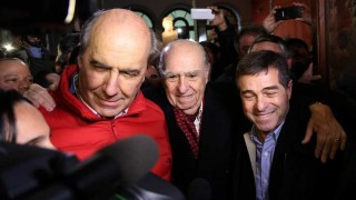 Sanguinetti y el alivio: le pasó la posta a Talvi - Informes - DelSol 99.5 FM
