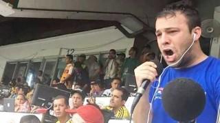 Gonzalo Fassanello habló de su cruce con Tabárez - La duda - DelSol 99.5 FM