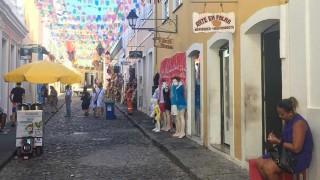 El paso por Salvador y el regreso vía Rio de Janeiro de Gonzalo  - Audios - DelSol 99.5 FM