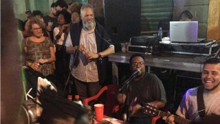 Gonzalo habló sobre Roda de Samba en Pedra do Sal - Audios - DelSol 99.5 FM