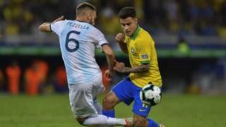 Brasil 2 - 0 Argentina - Replay - DelSol 99.5 FM
