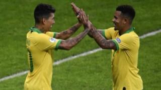 """""""El colectivo de Brasil le ganó a una Argentina que luchó pero que no sabe lo que hace en el campo de juego"""" - Comentarios - DelSol 99.5 FM"""