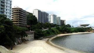 Gonzalo recorrió la ciudad de Niterói - Audios - DelSol 99.5 FM