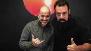 """El proceso de creación en la música según el """"Pitufo"""" Lombardo - El lado R - DelSol 99.5 FM"""