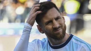 El Messi peronista y las viudas del VAR - Darwin - Columna Deportiva - DelSol 99.5 FM