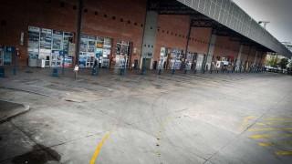 Tensión en Tres Cruces por supuesto hombre atrincherado - Titulares y suplentes - DelSol 99.5 FM