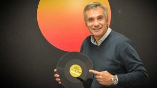"""Roberto Méndez, locutor de """"Aquí está su disco"""", en """"Aldo Contigo"""" - Tio Aldo - DelSol 99.5 FM"""