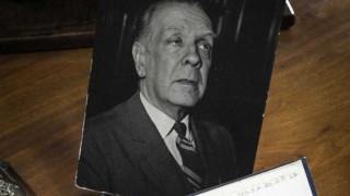 """Jorge Luis Borges por el """"Pampa"""" Borges y un error con las melodías de murga - Martínez, preguntas de mier** - DelSol 99.5 FM"""