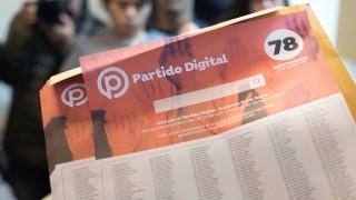 """El """"ejemplo"""" de transparencia del Partido Digital - Entrevistas - DelSol 99.5 FM"""