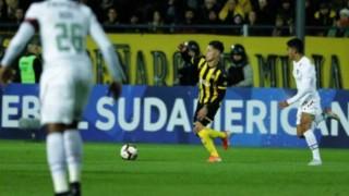 Peñarol 1 - 2 Fluminense - Replay - DelSol 99.5 FM
