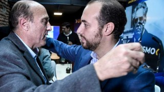 """El """"oligarquía vs pueblo"""" de Amado en un minuto - MinutoNTN - DelSol 99.5 FM"""