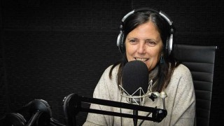 Claudia Piñeiro, invitada de la Semana de la Novela Negra - Hoy nos dice ... - DelSol 99.5 FM