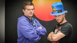 Con la compañía de la lluvia y el protagonismo de Julio Iglesias - La batalla de los DJ - DelSol 99.5 FM