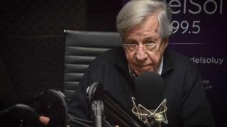 """Astori sobre Villar: """"tenemos fórmula""""; """"no voy a poner mis intereses personales por encima del FA"""" - Entrevista central - DelSol 99.5 FM"""