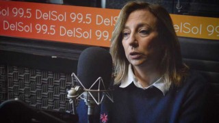"""La vida de Mónica Bottero y su """"bagaje para aportar mucho más en política que en el periodismo"""" - Charlemos de vos - DelSol 99.5 FM"""