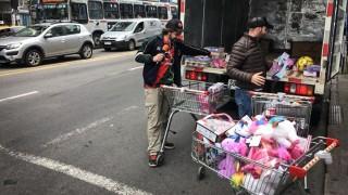 El delivery solidario de los galanes - Audios - DelSol 99.5 FM