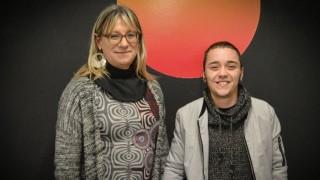 Colette y Thomás, una pareja trans que se unió en militancia - Entrevista central - DelSol 99.5 FM