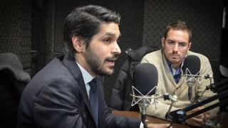 """Diego Sanjurjo: """"Nosotros no vamos a hacer la mano dura porque no creemos en ella"""" - Entrevista central - DelSol 99.5 FM"""