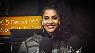 """Julieta Rada presentó """"Bosque"""" - Hoy nos dice ... - DelSol 99.5 FM"""