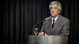 """Vázquez anunció que tiene un """"nódulo pulmonar derecho"""" con """"apariencia maligna"""" - Titulares y suplentes - DelSol 99.5 FM"""