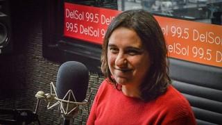 """Gabriela Mirza y su """"Bebeteca"""" - Un cacho de cultura - DelSol 99.5 FM"""