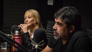 """Andrade: """"Nadie puede militar tanto como nosotros para que Daniel sea presidente"""" - Entrevista central - DelSol 99.5 FM"""