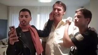 El maquillador minuano gay que se hizo amigo íntimo de Jair Bolsonaro - Audios - DelSol 99.5 FM