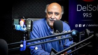"""Mieres y la candidatura de Manini Ríos: """"actuó sin rectitud, violando las normas"""" - Entrevistas - DelSol 99.5 FM"""