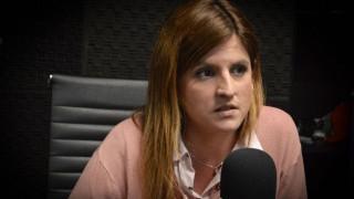 """Goyeneche: """"No podemos hablar por un lado de inseguridad y por otro de femicidios"""" - Entrevista central - DelSol 99.5 FM"""