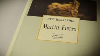 Martín Fierro power - El guardian de los libros - DelSol 99.5 FM