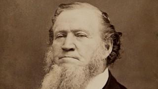"""Brigham Young, """"el Moisés mormón"""" - Segmento dispositivo - DelSol 99.5 FM"""