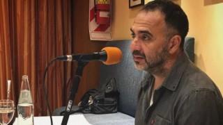 """La vida de Israel Adrián Caetano, la formación autodidacta y la """"responsabilidad"""" de """"no defraudar"""" - Charlemos de vos - DelSol 99.5 FM"""