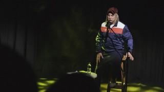 Eber Ludueña tras su show en Magnolio Sala - Entrevistas - DelSol 99.5 FM