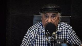 """Pepe Guerra: """"«Orejano» me sigue conmoviendo, va a estar vigente siempre"""" - La Entrevista - DelSol 99.5 FM"""