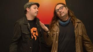 La Rockola sorprendió a Mandrake con una versión punk y en inglés de Amor profundo - La Rockola Humana - DelSol 99.5 FM